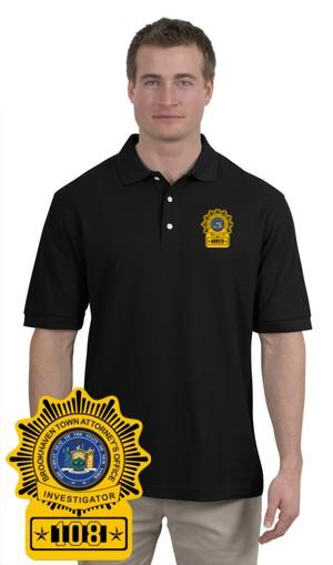 Custom imprint and embroidery custom for Ohio state polo shirt 3xl