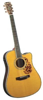 Blueridge BR-180CE guitar