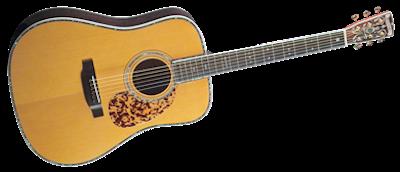 Blueridge BR-180 guitar