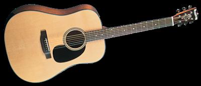 Blueridge BR-40 guitar