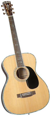 Blueridge BR-72 guitar