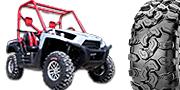 CST Clincher ATV SxS Tire Package