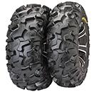 ITP Blackwater ATV Tires