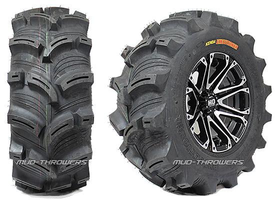 Kenda Executioner ATV Mud Tire, 25-10-12 shown