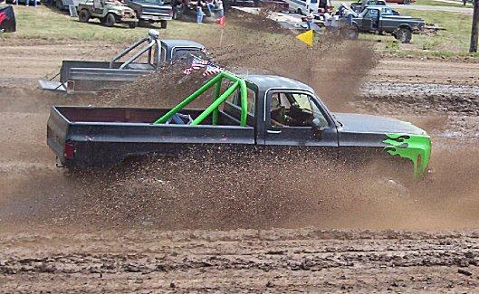 Mud Drags Nebraska Mud Drags on September 11