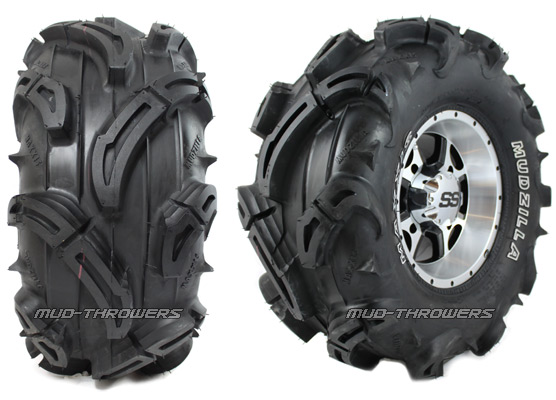 Maxxis Mudzilla ATV Mud Tire, Pictured 28-12-12
