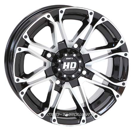 STI HD3 Machined Wheel ATV Wheel