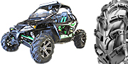CST Wild Thang ATV SxS Tire Package
