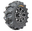 Kenda Executioner ATV Mud Tire, 25-10-12 shown