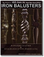 Click here for Iron Stair Balusters