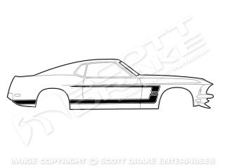 2013 Mustang Boss 302 Lagona For Sale Ebay