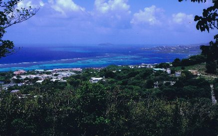 Si Croix U.S, Virgin Islands hilltop estate for sale!