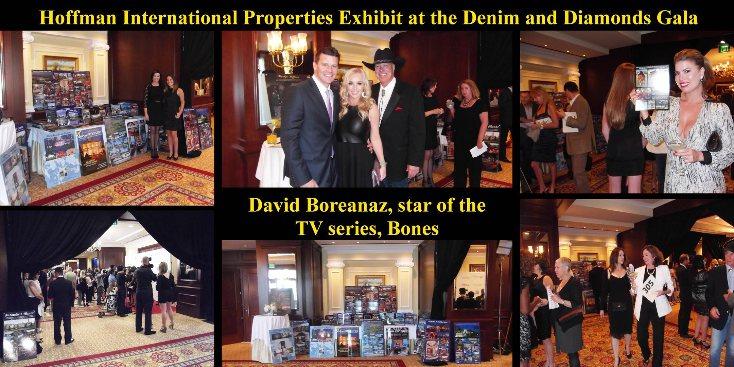 Denim & Diamonds Gala - Los Angeles, CA 10-13 Hoffman INternational